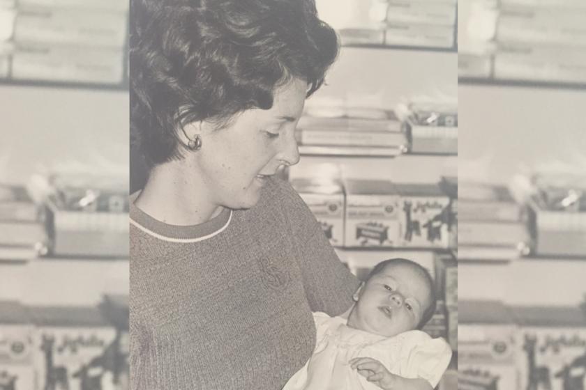 motherhood without a mum
